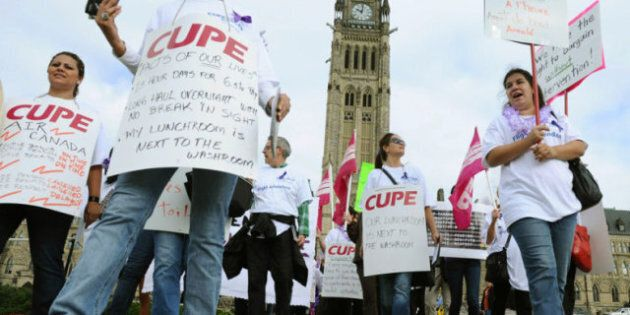 Canada's Labour Issues Could Worsen In 2012: Conference