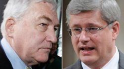 Harper Denies Giving Special Treatment To Conrad