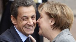 The Euro Grand Ballet With Sarkozy and