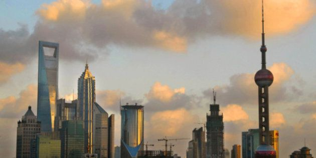 China, India Economic Downturn? Barclays Capital Says Skyscraper Building Boom A Bad