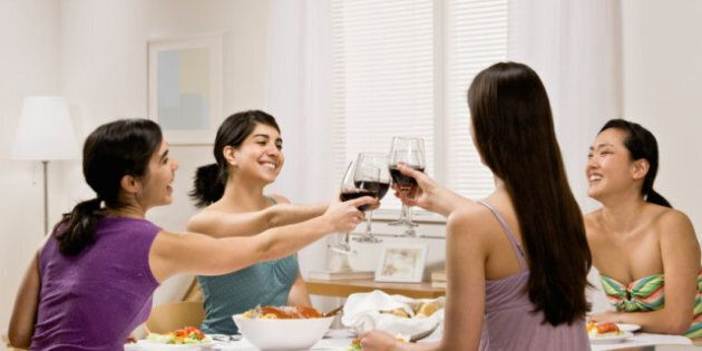 Holiday Etiquette: Survive Dinner With Friends Who Can't Cook With Advice From Karen