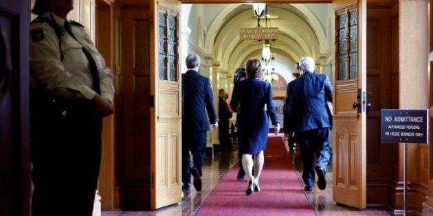 B.C. Legislature Fall Sitting Cancelled: Finance Minister Mike De