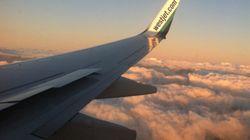 Bomb Scare As WestJet Flight Diverts To Thunder