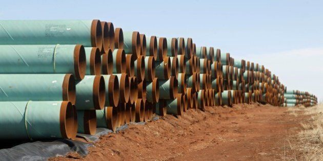 Keystone Pipeline Seen As Unneeded As More Oil Moves By