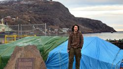 Occupy Newfoundland, New Brunswick Braving The