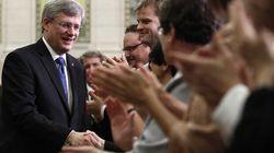 If Harper Isn't Reducing Debt, What Is He