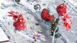 Festive Table Foliage: DIY Silver Branch