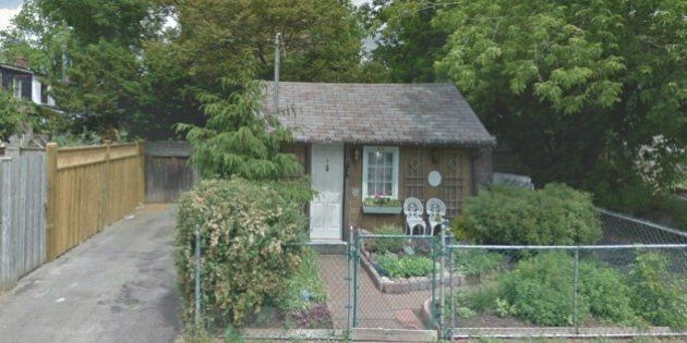 Tiny Toronto House Size Of Tool Shed Sells For