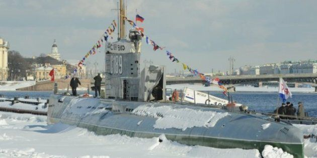 Soviet Subs Cruised Canada's Arctic, Cold-War Era Maps