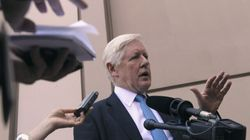Bob Rae Says He's Not Angling For Permanent