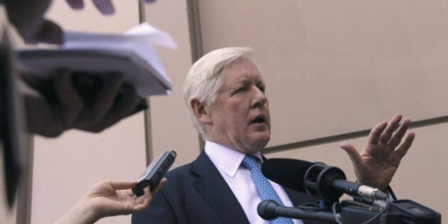 Bob Rae On Liberal Leadership: Not Angling To Remove 'Interim' From His