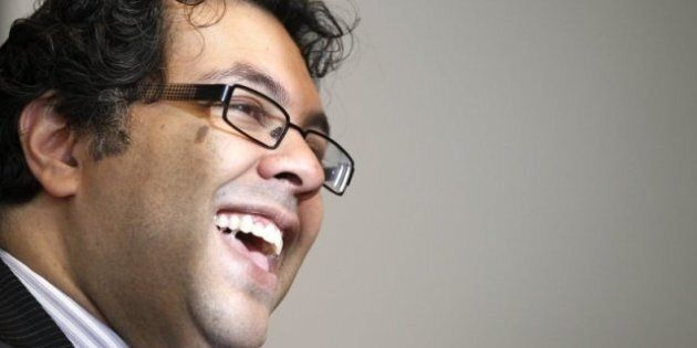 Naheed Nenshi Ready To Take On Rob Ford In Fitness