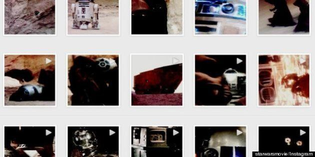 Star Wars Instagram Videos Are The Internet's New