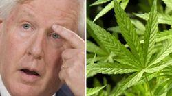Liberals To Debate Making Rae's Pot Smoking