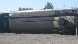 Eight Train Cars Derail In