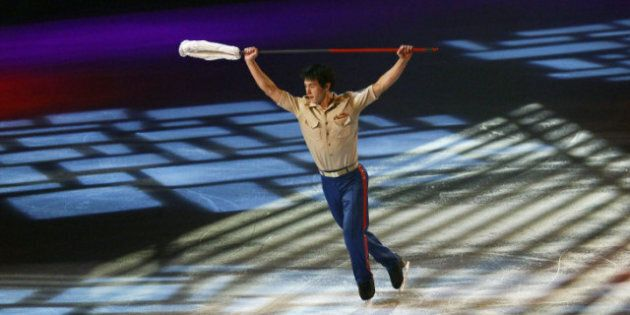 Patrick Chan Feels More Chinese, Canadian Figure Skating Champ Feels