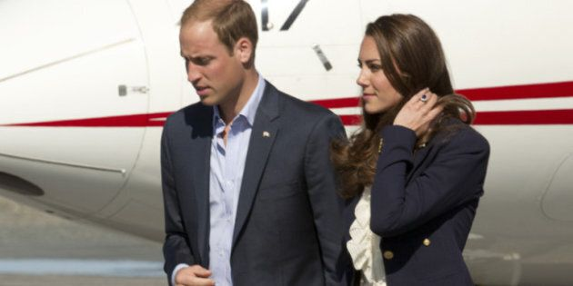 Skoki Lodge: Will And Kate Reportedly Spend Night At Alberta
