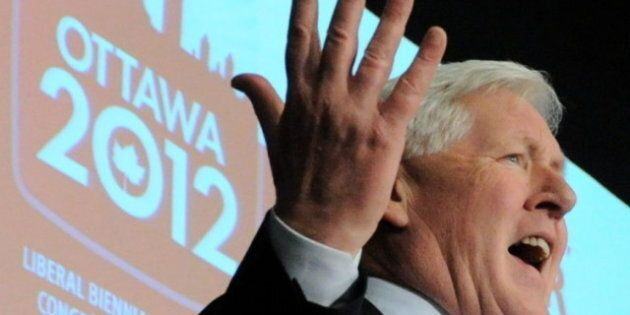 Bob Rae: Interim Liberal Leader Has Led Party To Gains In Ontario In Quebec Ahead Of
