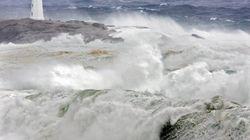 Fishing Boat Sinks Off Nova Scotia, Crew