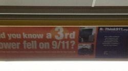 9/11 Conspiracy Ad Runs On Ottawa Buses And Toronto