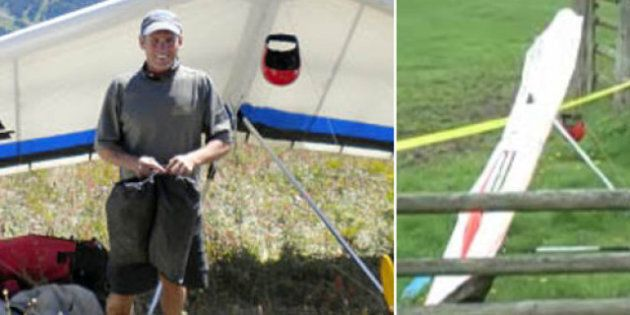 William Jon Orders, Hang Glider Pilot, Has Given Up Evidence, Say
