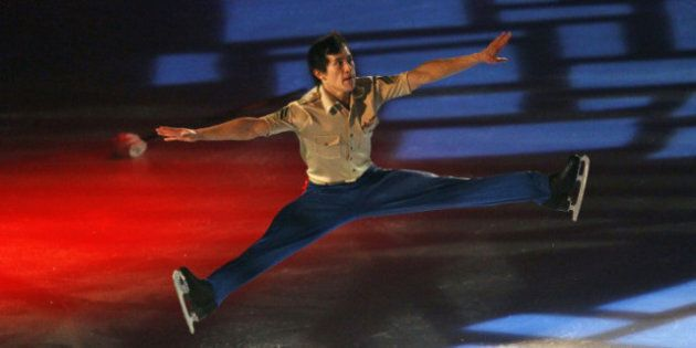 Skate Canada: Patrick Chan's China Comments Taken Out Of