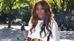 Serena's Legs Are