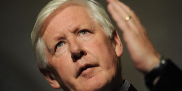 Liberal Convention 2012: Bob Rae Tells Party Faithful The Liberals Are Down But Not