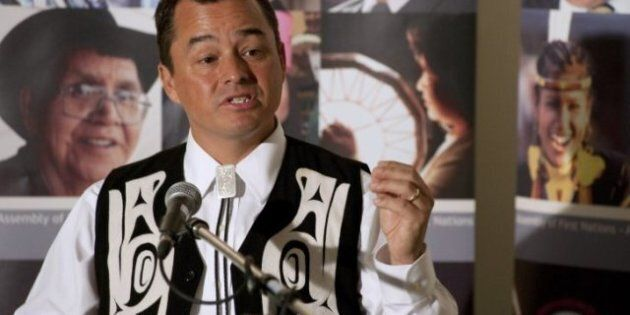 Shawn Atleo, National Chief, Says 'No More' To Boy's Shooting Death On Alberta