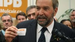 Mulcair Goes