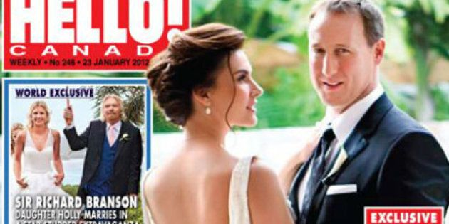 Peter MacKay Wedding: Nazanin Afshin-Jam And Defence Minister Donate Proceeds From Photos To