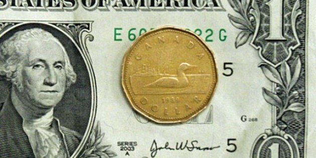 Canadian Dollar Higher Amid Prospect Of U.S. Economic Growth, Strong Chinese