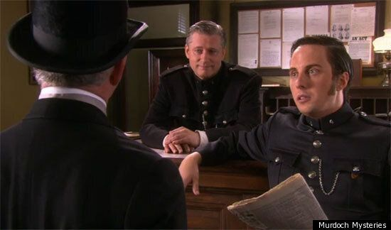 Murdoch Mysteries: PM Stephen Harper To Make Cameo As Clueless Cop