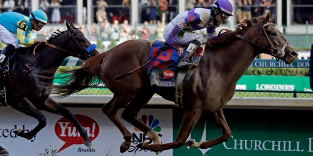 I'll Have Another, Mario Gutierrez Win Kentucky Derby: Canadian-Owned Horse And Vancouver-Trained Jockey...