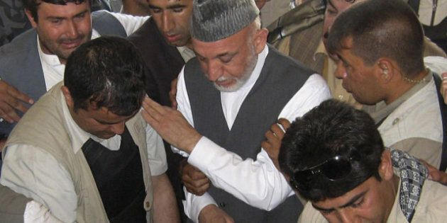 Suicide Bomber Kills 5 At Memorial Reception For Murdered Brother Of Hamid