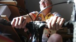 Winnipeg Grandfather Sets Unofficial Record Cycling Across