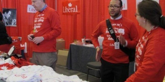 Diary From the Liberal Convention -- What an