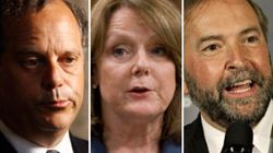 NDP Leadership Hopefuls Duke It Out In