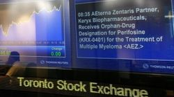 Rising Gold Stocks Keep Lower TSX In