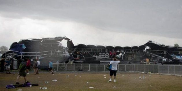 Ottawa Bluesfest Stage Collapse A 'Freak Situation':