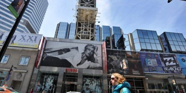 Toronto Is Canada's Best-Performing Economy Says