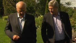 Harper Says Canada Safer