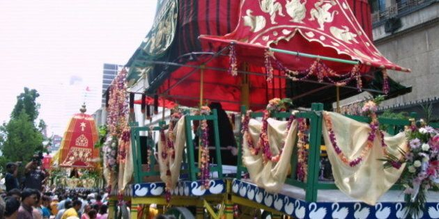 Hare Krishna: The Rise in Krishna