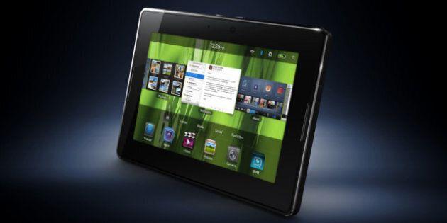 RIM Wi-Fi PlayBook Rumours Untrue, Company
