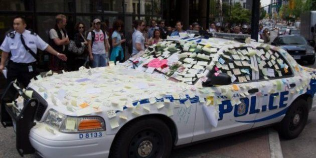 Stanley Cup Riot: Vancouver Police Identify Hundreds Of