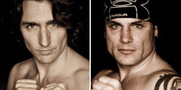 Trudeau, Brazeau Spar Ahead Of Charity