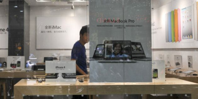 Fake Apple Stores: Chinese Piracy Reaches New