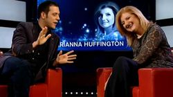 WATCH: Arianna Talks Online Comments, Personal Attacks With