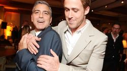 PHOTOS: The Heartthrobs Are Here! Clooney, Pitt, Gosling In