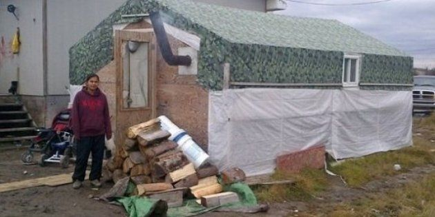 Attawapiskat Housing: Ottawa Ups Offer Of Modular Homes To 22, Flies In